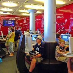 Интернет-кафе Максатихи