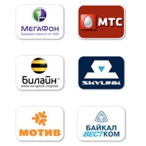 Операторы сотовой связи Максатихи