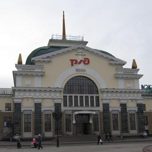 Железнодорожные вокзалы Максатихи